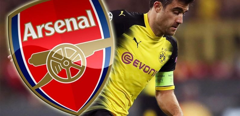 Arsenal transfer news: Sokratis Papastathopoulos rejected Manchester United to join Arsenal admits his dad