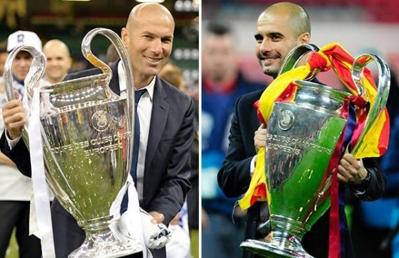 Zinedine Zidane leaves Real Madrid after three successive Champions League titles — but are they truly better than Pep Guardiola's Barcelona?