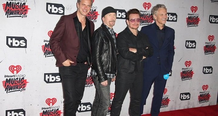 U2 Pays Tribute to Michael Hutchence and Anthony Bourdain