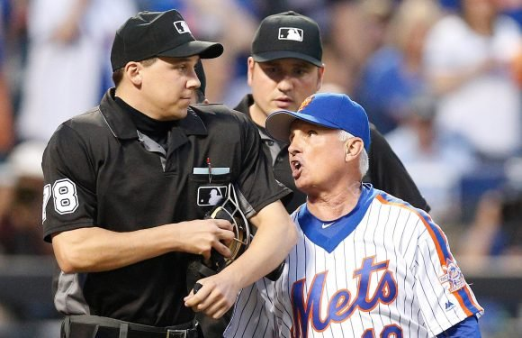 MLB is not happy about the leak of 'f–king' furious Terry Collins