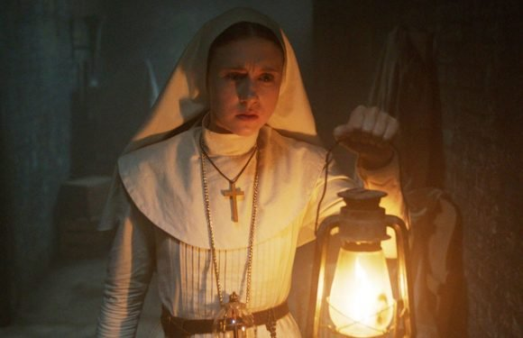The 'Conjuring' Nun Got Her Own Movie and the First Trailer Will Ruin You