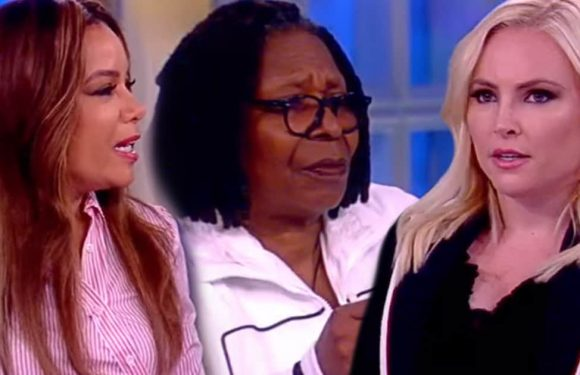 'The View' Gets Fired Up Tackling Trump's Decision to Punt Philadelphia Eagles From White House