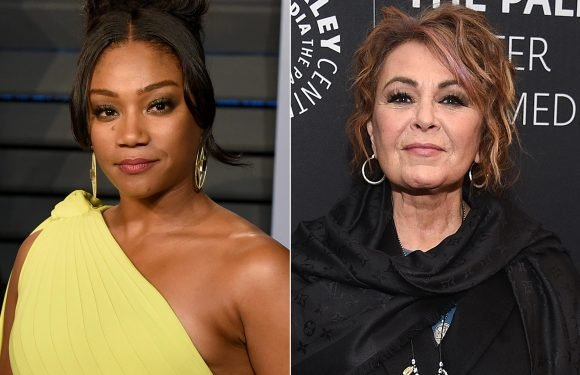 Tiffany Haddish Recalls Strange Encounter with 'Racist' Roseanne Barr: 'F— That Bitch'