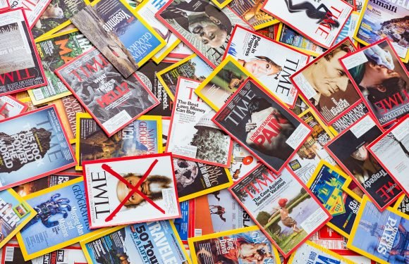 Top suitors vying for former Time magazines
