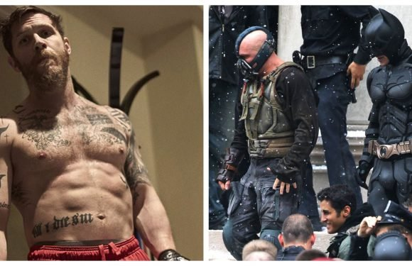 20 Surprising Facts About Tom Hardy's Bane Even True Fans Don't Know