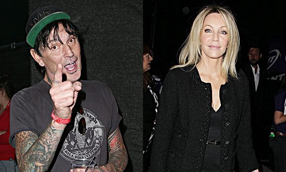 Tommy Lee Freaks Out After He's Blamed For Ex Heather Locklear's Recent Issues: 'F***ing BS'