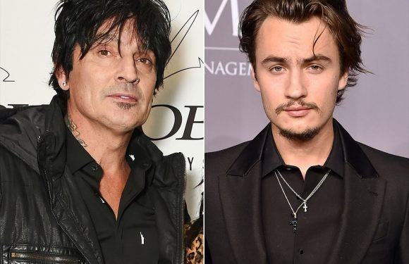 Tommy Lee Claims He Spent $130,000 for Rehab for Estranged Son Brandon as War of Words Continues
