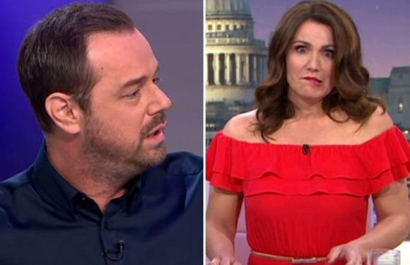 Danny Dyer brands David Cameron 't**t' in startling Good Evening Britain rant about Brexit