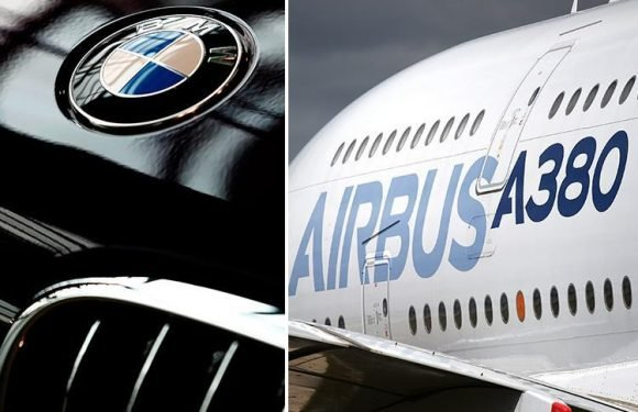 BMW joins Airbus in warning over Brexit as car firm hints it could cut UK operations