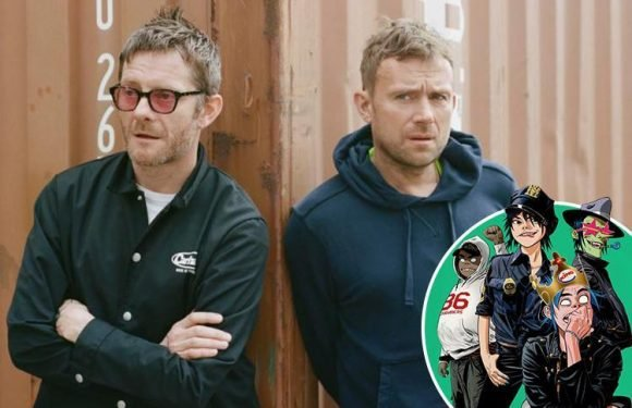 Gorillaz's main man Damon Albarn talks new about his 'fresh' album The Now Now – from politics to melancholic tunes