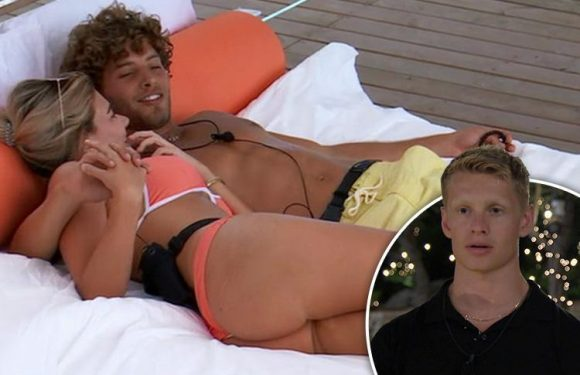 Love Island's Charlie Frederick wishes he'd coupled up with Megan Barton Hanson and claims he'd have won the tug of love with Eyal Booker