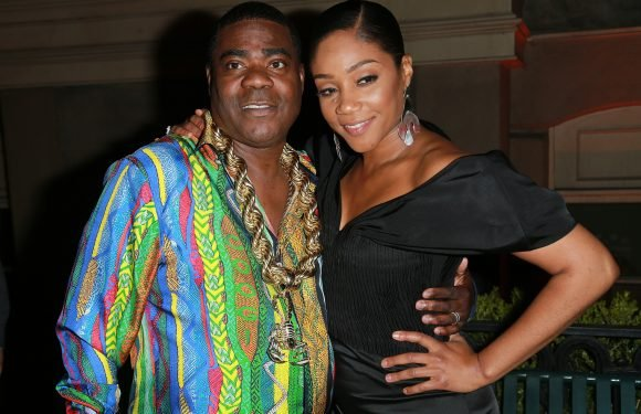 How Tracy Morgan feels about Tiffany Haddish's rise to fame