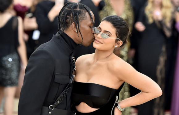 Kylie Jenner Reveals She Doesn't Live With Travis Scott, But Shares A Home With Her BFF