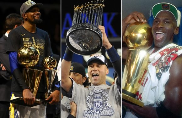 Where do Warriors fit in among sports' great dynasties?
