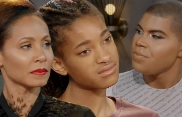 EJ Johnson Joins Willow and Jada Pinkett Smith to Discuss Coming Out, Gender Fluidity and Dating on 'Red Table Talk'