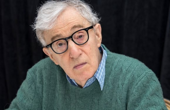 Woody Allen thinks he's a 'poster boy' for #MeToo movement