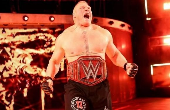 WWE News: Brock Lesnar's Next WWE Match May Not Happen For A Very Long Time