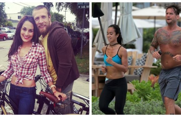 15 Rock Solid WWE Couples That Actually Work IRL (And Are Not For Show)