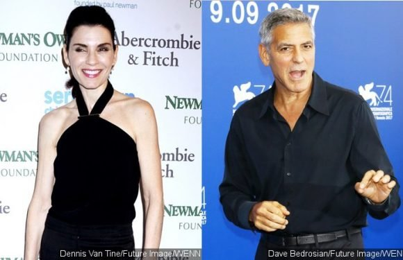 Julianna Margulies Thanks George Clooney for Saving Her Acting Career