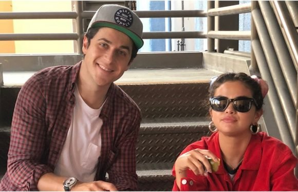 Alex and Justin Russo — er, Selena Gomez and David Henrie — Had a Fun-Filled Day at Disneyland