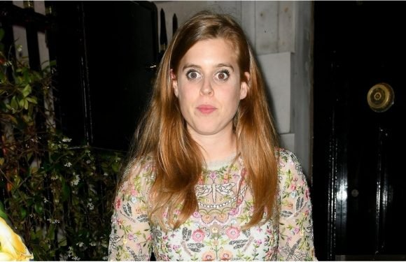 Princess Beatrice's Dress Is So Pretty, We Wouldn't Be Surprised If She Wore It to Her Sister's Wedding