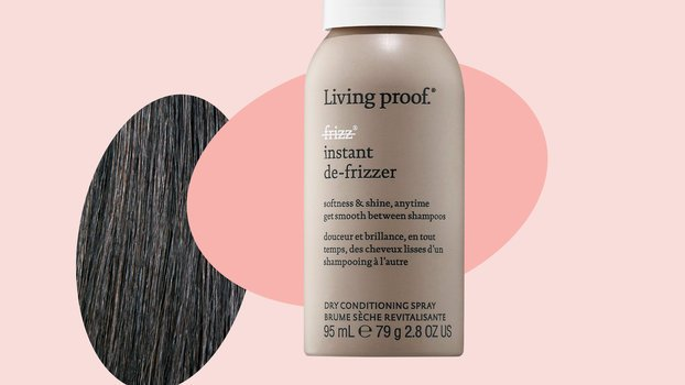 This Spray Finally Solved My Summer-Frizz Struggle