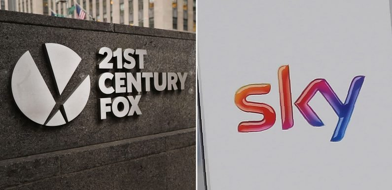 21st Century Fox increases bid to take over Sky