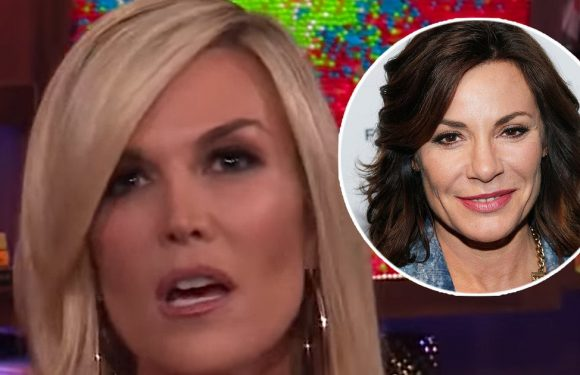 'RHONY' Star Tinsley Mortimer Is 'Totally In Shock' Following Co-Star Luann de Lesseps' Relapse