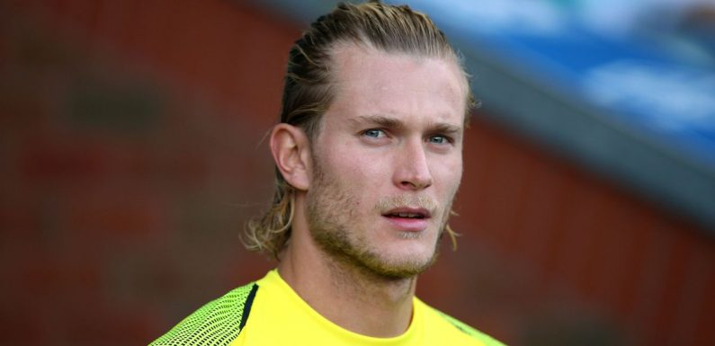 Loris Karius hits back at his haters with defiant message