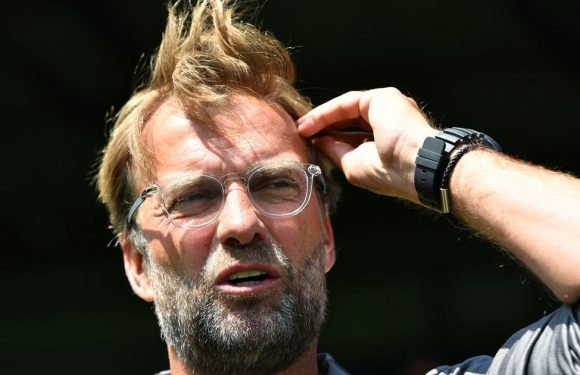 Klopp identifies eight players as part of ruthless £100m clear-out