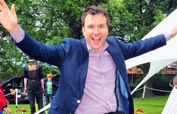 Sex-text MP Andrew Griffiths accused of harassing ex he allegedly cheated on