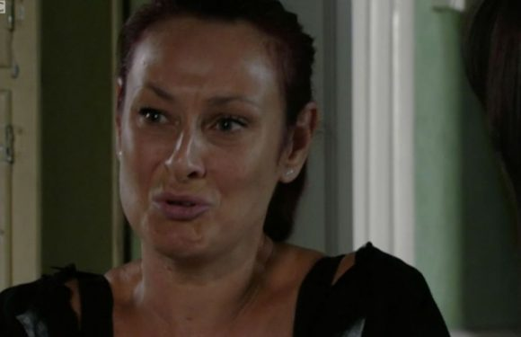 EastEnders' Tina makes shock confession to Linda – but someone else hears