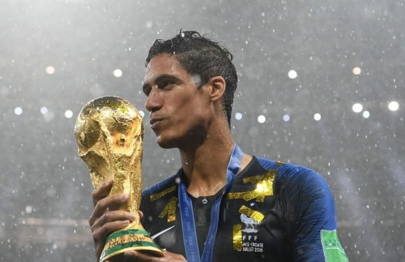 The role Mourinho played in United failing to sign World Cup winner Varane
