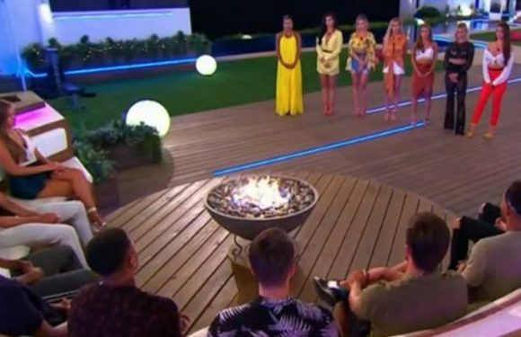Love Island teases Georgia's exit as she's separated from girls at recoupling