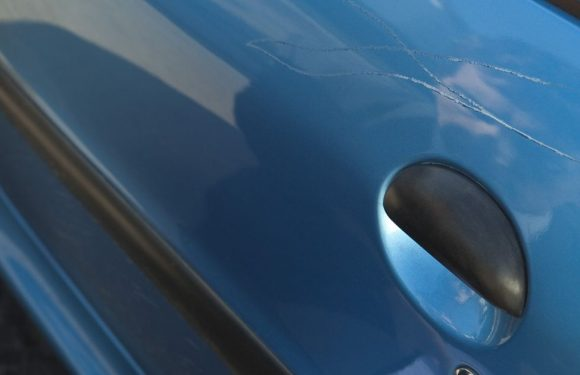 Car scratches could be thing of the past as scientists create 'healing' polymer
