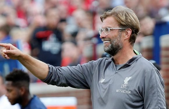 Klopp reveals the reason why Liverpool have not signed a defender this summer