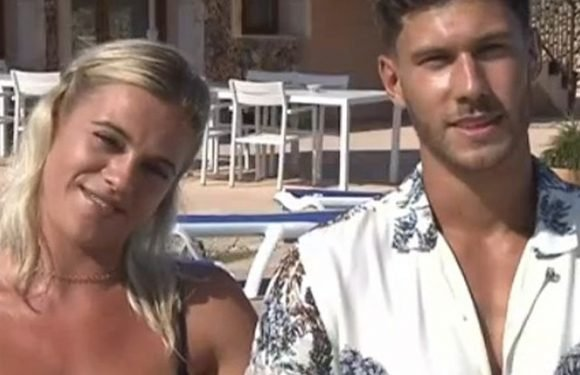 Love Island's Jack and Laura reveal they're still not official