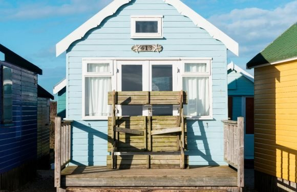 UK's most expensive beach hut has sold for almost £300,000