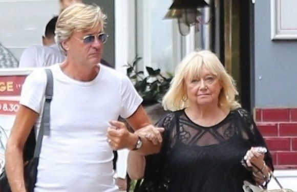 Richard Madeley and Judy Finnigan are inseparable on cute shopping trip
