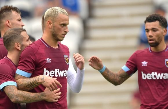 "West Ham new boy predicts revamped squad will ""soar"" up table under Pellegrini"