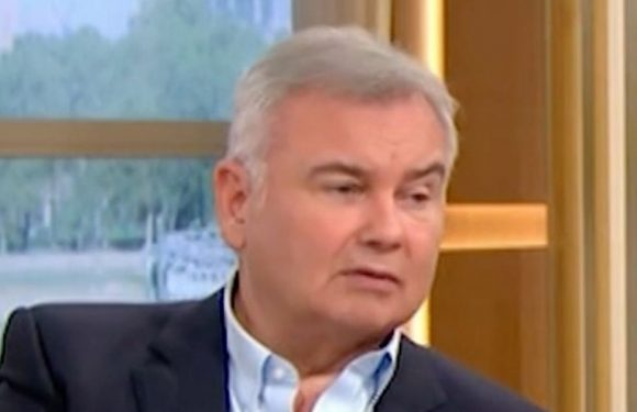 Eamonn Holmes gets cut off mid-sentence after graphic 'body odour' discussion