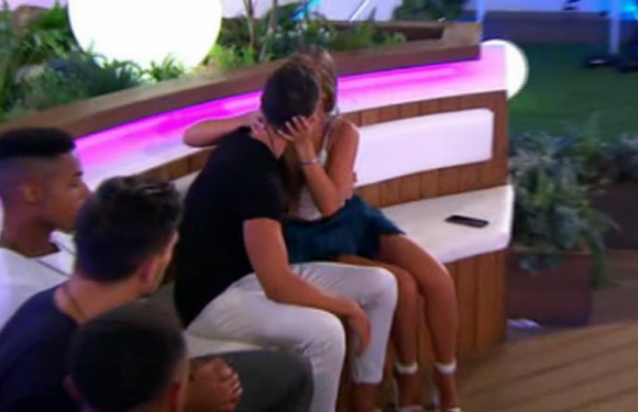Love Island fans rage at 'nasty' Josh as he's 'caught out' during Georgia's exit
