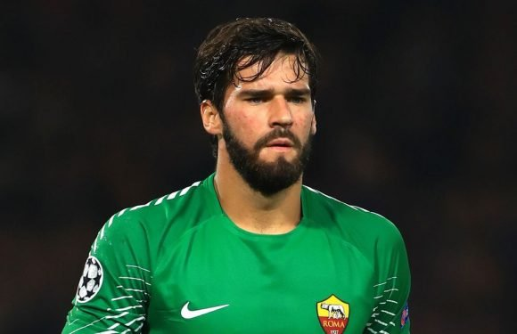 The real reason Liverpool signed £67m Roma keeper Alisson