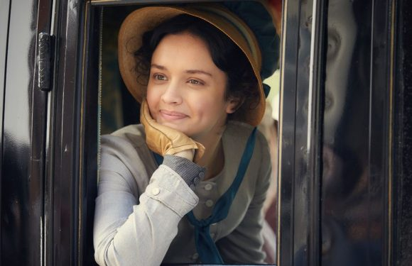 Olivia Cooke reveals she owes Vanity Fair role to Steven Spielberg