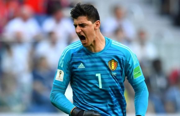 Big development in Courtois to Real Madrid transfer