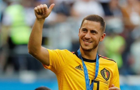 Real Madrid offer Eden Hazard stunning contract ahead of potential move
