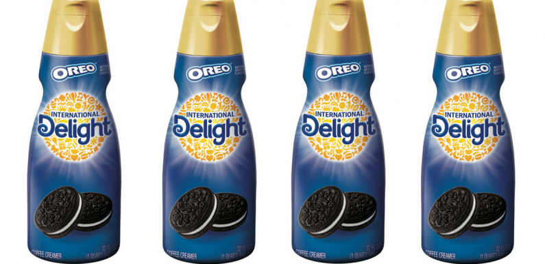 International Delight Oreo Coffee Creamer Will Get You Excited For Early Mornings