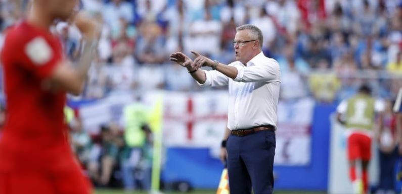 England form and Pickford saves the difference: Sweden coach