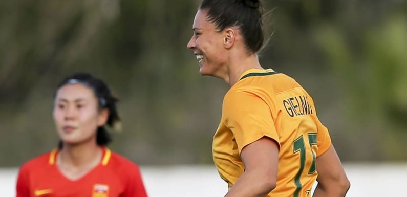 Matildas find another weapon to add to their powerful strike force