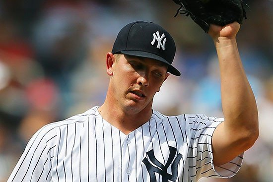 The frustration behind star Yankees reliever's sudden struggles